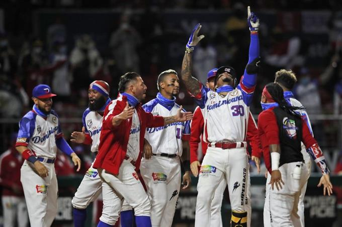 dominicana campeon